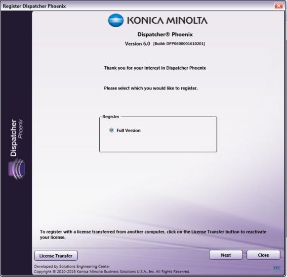 Configuring Offload Servers   Konica Minolta